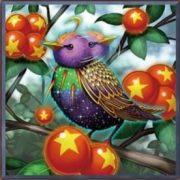 《星向鳥(ほしむくどり)》