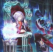 流れ②:「呪眼」カードの強力な除去効果で相手の盤面を制圧