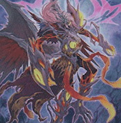流れ③:《呪眼の王 ザラキエル》をリンク召喚する