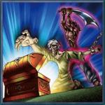 【遊戯王最新情報】《左腕の代償》再録判明! | 「ストラクチャーデッキR ロード・オブ・マジシャン」