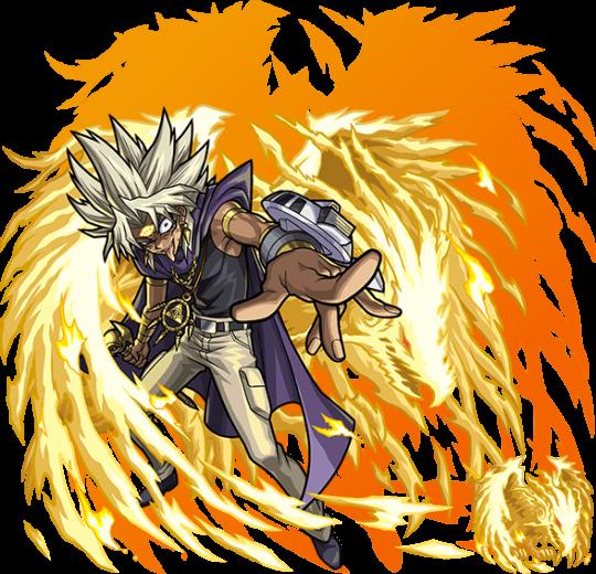 闇マリク&ラーの翼神竜-不死鳥