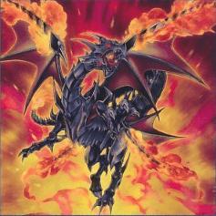《真紅眼の黒炎竜》