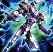 回し方②:永続罠となった「V・HERO」を展開