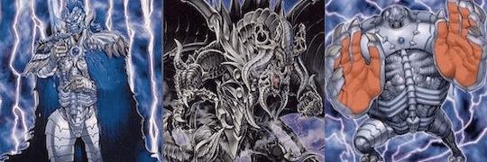 【暗黒界】デッキ:デッキレシピ