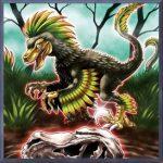 【遊戯王最新情報】《縄張恐竜》収録判明! | 「ライジング・ランペイジ」