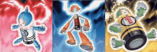 【電池メン】デッキ:デッキレシピ