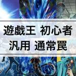 【遊戯王 初心者向け】汎用の通常罠カード14枚まとめ