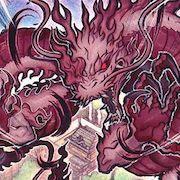 回し方③:《魔妖仙獣 独眼群主》と《魔妖仙獣 大刃禍是》で勝負を決める