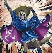 回し方①:《妖仙獣の神颪》と《妖仙獣 侍郎風》でスケールを揃える