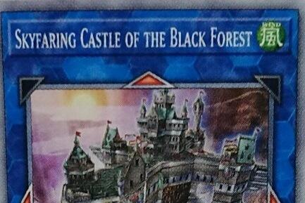 《Skyfaring Castle of the Black Forest》