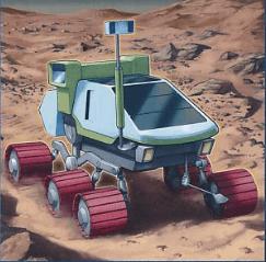 《惑星探査車》