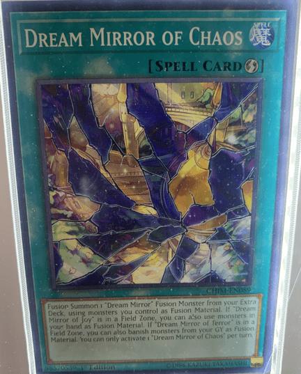 《Dream Mirror of Chaos》