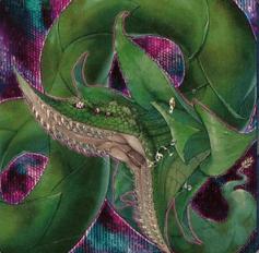 《捕食植物ヴェルテ・アナコンダ》