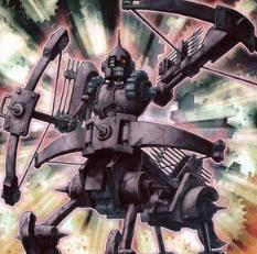 《古代の機械弩士》
