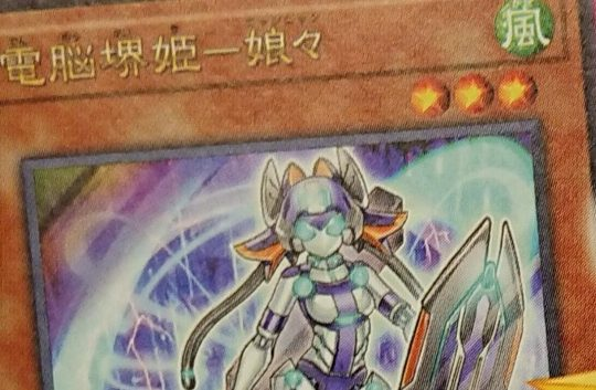 《電脳堺姫ー娘々》