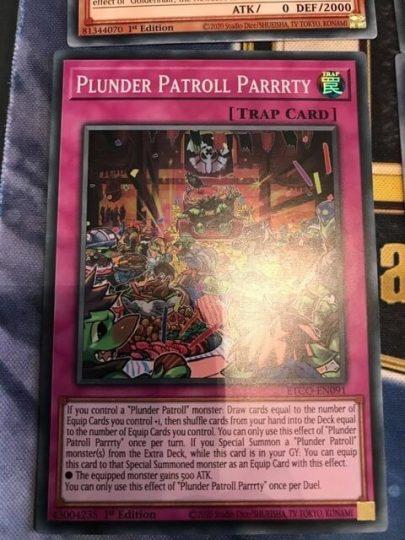 《Plunder Patroll Parrrty》