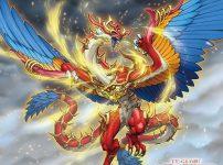 《絶火の竜神ヴァフラム》