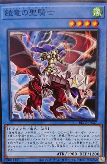《鎧竜の聖騎士》