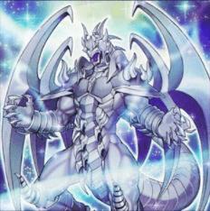 《アームド・ドラゴン LV10-ホワイト》