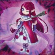 《紅蓮薔薇の妖精》