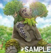 《森の聖獣 カルピポニカ》