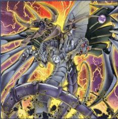《鎧皇竜-サイバー・ダーク・エンド・ドラゴン》