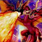 《ハーピィズペット竜-セイント・ファイアー・ギガ》