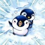《子型ペンギン》