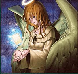 《天使の施し》
