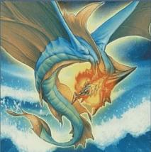 《虚空海竜リヴァイエール》